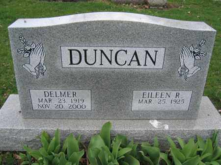 DUNCAN, DELMER - Union County, Ohio | DELMER DUNCAN - Ohio Gravestone Photos