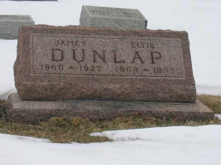 DUNLAP, ELTIE - Union County, Ohio | ELTIE DUNLAP - Ohio Gravestone Photos