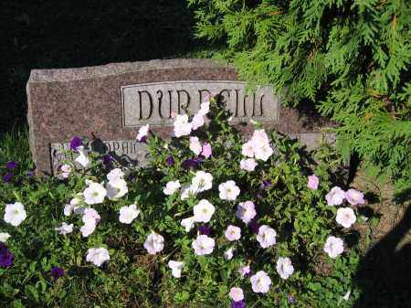 DURNELL, OPAL - Union County, Ohio | OPAL DURNELL - Ohio Gravestone Photos