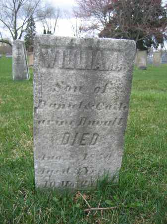 DUVALL, WILLIAM - Union County, Ohio | WILLIAM DUVALL - Ohio Gravestone Photos