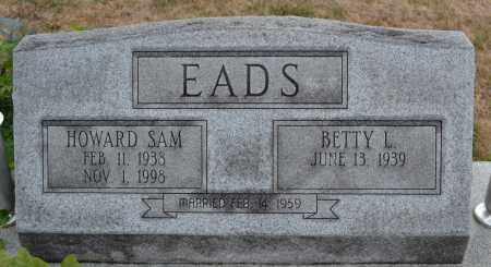 EADS, BETTY L. - Union County, Ohio | BETTY L. EADS - Ohio Gravestone Photos