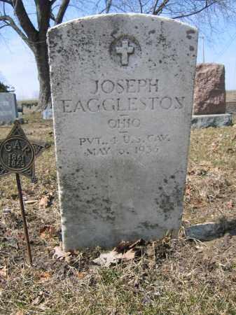 EAGGLESTON, JOSEPH - Union County, Ohio   JOSEPH EAGGLESTON - Ohio Gravestone Photos
