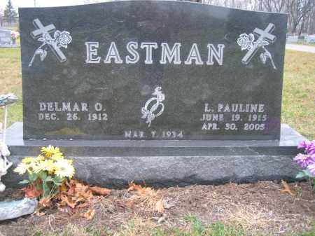 EASTMAN, DELMAR O. - Union County, Ohio | DELMAR O. EASTMAN - Ohio Gravestone Photos