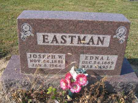 EASTMAN, JOSEPH W. - Union County, Ohio | JOSEPH W. EASTMAN - Ohio Gravestone Photos