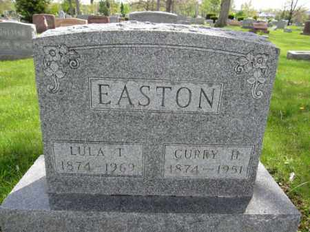 EASTON, LULA T. - Union County, Ohio | LULA T. EASTON - Ohio Gravestone Photos