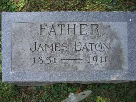 EATON, JAMES - Union County, Ohio | JAMES EATON - Ohio Gravestone Photos