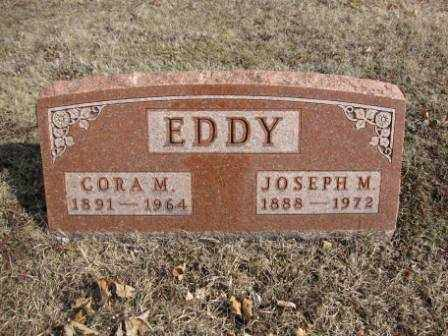EDDY, JOSEPH M. - Union County, Ohio | JOSEPH M. EDDY - Ohio Gravestone Photos