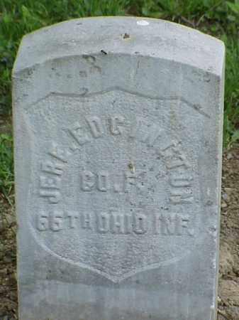 EDGINGTON, JERE - Union County, Ohio | JERE EDGINGTON - Ohio Gravestone Photos