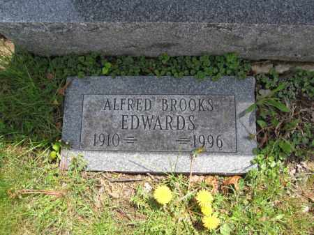 EDWARDS, ALFRED BROOKS - Union County, Ohio | ALFRED BROOKS EDWARDS - Ohio Gravestone Photos