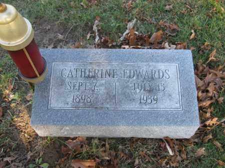 EDWARDS, CATHERINE - Union County, Ohio | CATHERINE EDWARDS - Ohio Gravestone Photos