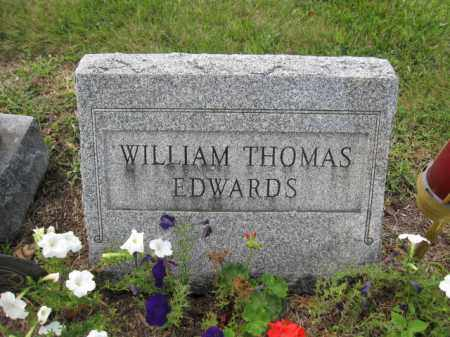 EDWARDS, WILLIAM THOMAS - Union County, Ohio | WILLIAM THOMAS EDWARDS - Ohio Gravestone Photos