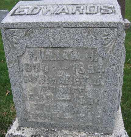 EDWARDS, WILLIAM H. - Union County, Ohio | WILLIAM H. EDWARDS - Ohio Gravestone Photos