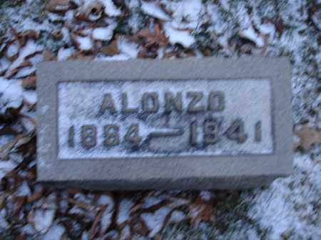 ELLIOTT, ALONZO - Union County, Ohio | ALONZO ELLIOTT - Ohio Gravestone Photos