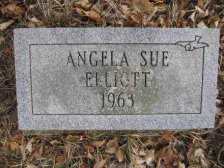 ELLIOTT, ANGELA SUE - Union County, Ohio | ANGELA SUE ELLIOTT - Ohio Gravestone Photos