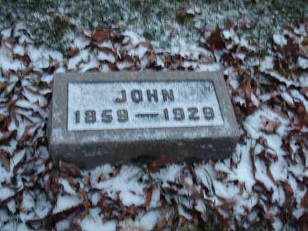 ELLIOTT, JOHN - Union County, Ohio | JOHN ELLIOTT - Ohio Gravestone Photos