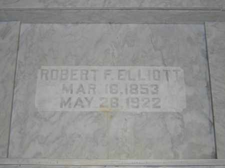 ELLIOTT, ROBERT F. - Union County, Ohio | ROBERT F. ELLIOTT - Ohio Gravestone Photos