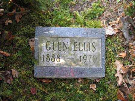 ELLIS, GLEN - Union County, Ohio | GLEN ELLIS - Ohio Gravestone Photos