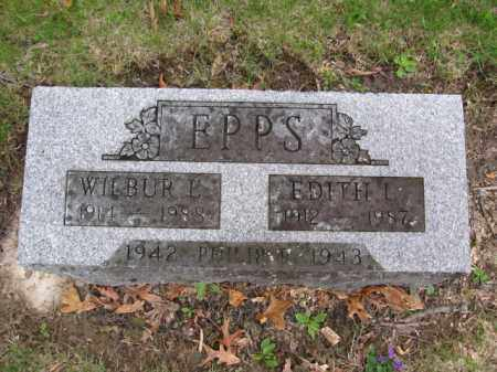EPPS, PHILIP - Union County, Ohio | PHILIP EPPS - Ohio Gravestone Photos