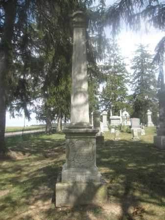 ERB, KARL LUDWIG - Union County, Ohio   KARL LUDWIG ERB - Ohio Gravestone Photos
