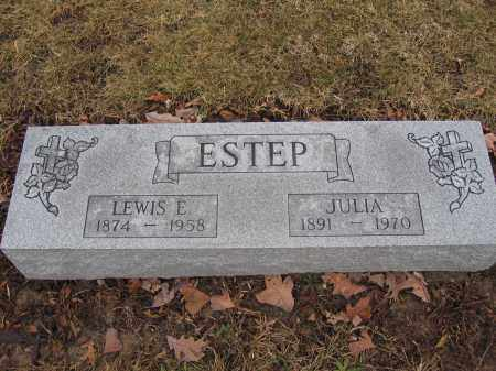ESTEP, LEWIS E. - Union County, Ohio | LEWIS E. ESTEP - Ohio Gravestone Photos