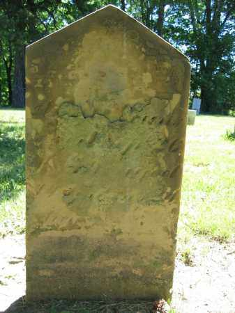 EVANS, ANN? - Union County, Ohio | ANN? EVANS - Ohio Gravestone Photos