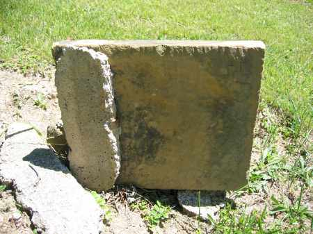 EVANS, EASTHER - Union County, Ohio   EASTHER EVANS - Ohio Gravestone Photos