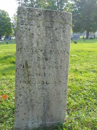 EVARTS, MARIA A. - Union County, Ohio | MARIA A. EVARTS - Ohio Gravestone Photos
