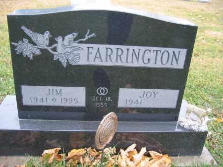 FARRINGTON, JOY - Union County, Ohio | JOY FARRINGTON - Ohio Gravestone Photos