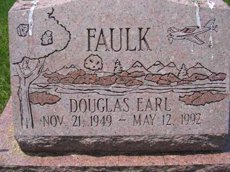 FAULK, DOUGLAS EARL - Union County, Ohio | DOUGLAS EARL FAULK - Ohio Gravestone Photos