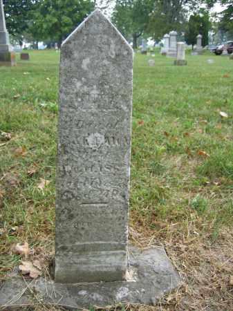 FAWN, ALMA - Union County, Ohio | ALMA FAWN - Ohio Gravestone Photos