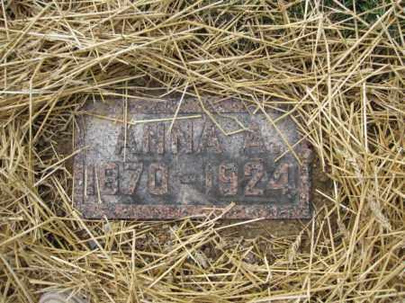 FENSEL, ANNA AGATHA KEIL - Union County, Ohio | ANNA AGATHA KEIL FENSEL - Ohio Gravestone Photos
