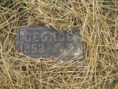 FENSEL, GEORGE - Union County, Ohio | GEORGE FENSEL - Ohio Gravestone Photos