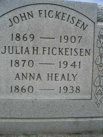 HEALY, ANNA - Union County, Ohio | ANNA HEALY - Ohio Gravestone Photos