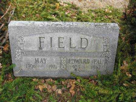 FIELD, EDWARD - Union County, Ohio | EDWARD FIELD - Ohio Gravestone Photos