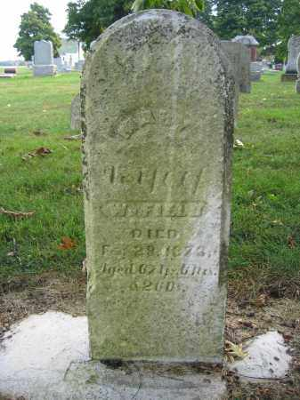 FIELD, MARY - Union County, Ohio | MARY FIELD - Ohio Gravestone Photos