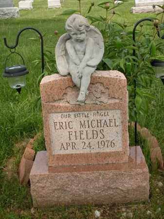 FIELDS, ERIC MICHAEL - Union County, Ohio | ERIC MICHAEL FIELDS - Ohio Gravestone Photos