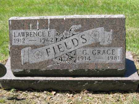 FIELDS, G. GRACE - Union County, Ohio | G. GRACE FIELDS - Ohio Gravestone Photos