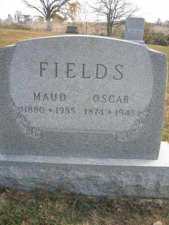 FIELDS, OSCAR - Union County, Ohio | OSCAR FIELDS - Ohio Gravestone Photos