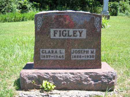 FIGLEY, JOSEPH M. - Union County, Ohio | JOSEPH M. FIGLEY - Ohio Gravestone Photos