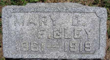 FIGLEY, MARY D. - Union County, Ohio | MARY D. FIGLEY - Ohio Gravestone Photos
