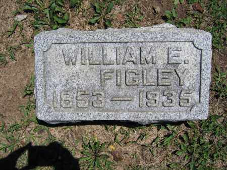 FIGLEY, WILLIAM E. - Union County, Ohio | WILLIAM E. FIGLEY - Ohio Gravestone Photos