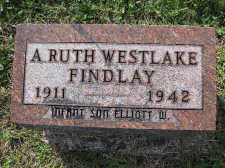 FINDLAY, ELLIOTT W. - Union County, Ohio | ELLIOTT W. FINDLAY - Ohio Gravestone Photos