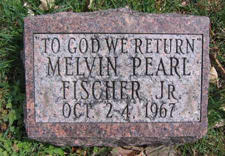 FISCHER, JR., MELVIN PEARL - Union County, Ohio | MELVIN PEARL FISCHER, JR. - Ohio Gravestone Photos