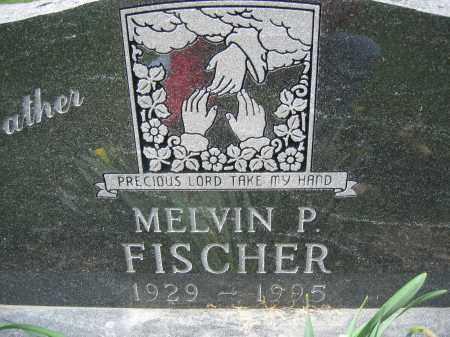 FISCHER, MELVIN P. - Union County, Ohio | MELVIN P. FISCHER - Ohio Gravestone Photos