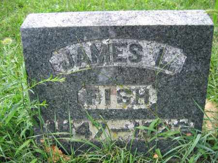 FISH, JAMES L. - Union County, Ohio | JAMES L. FISH - Ohio Gravestone Photos