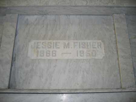 FISHER, JESSIE M. - Union County, Ohio | JESSIE M. FISHER - Ohio Gravestone Photos