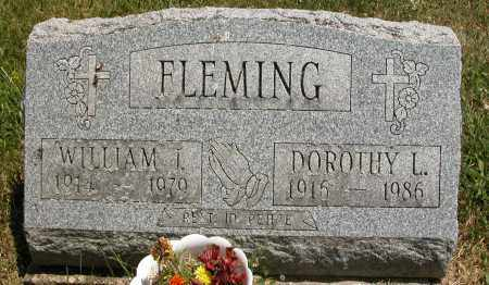 FLEMING, WILLIAM J. - Union County, Ohio | WILLIAM J. FLEMING - Ohio Gravestone Photos