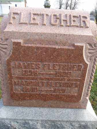 FLETCHER, JAMES - Union County, Ohio | JAMES FLETCHER - Ohio Gravestone Photos