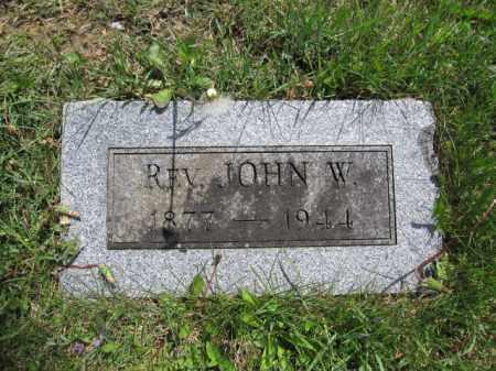 FORSYTHE, JOHN W. - Union County, Ohio | JOHN W. FORSYTHE - Ohio Gravestone Photos