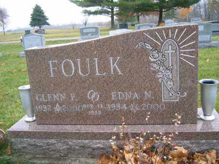 FOULK, GLENN F. - Union County, Ohio | GLENN F. FOULK - Ohio Gravestone Photos